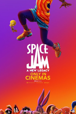 SPACE JAM: A NEW LEGACY (E)