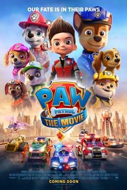 PAW PATROL: THE MOVIE (E)